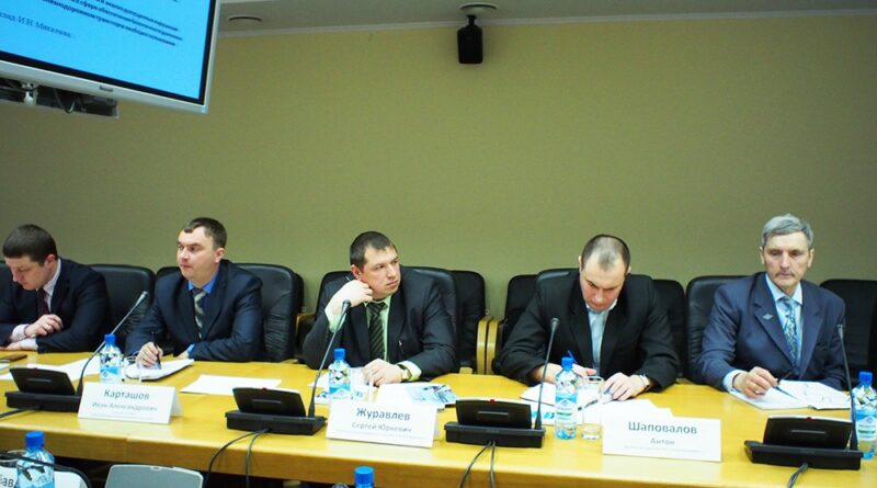 Круглый стол г.Красноярск 8 апреля 2014 г