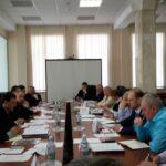 21.04.2016 заседание Комиссии по промышленному железнодорожному транспорту СОСПП.